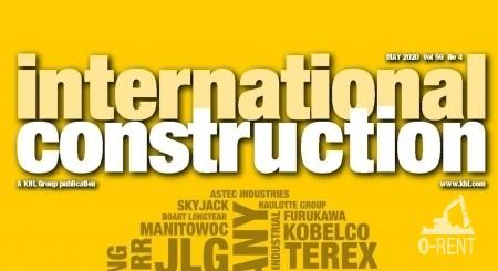World's top ten construction equipment manufacturers