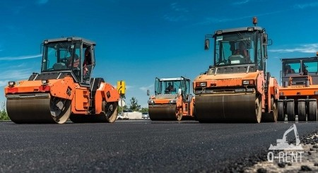 6 types of rollers to rent for your construction project