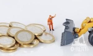 Най-добрият начин за бюджетиране на разходите за наем на строителни машини за вашия проект