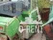 Валяк двубандажен, Работно тегло на машината 9.5 (т.), Bomag