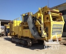 Трошачка, 350 тон/час,   Keestrack